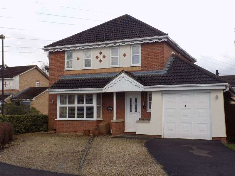 4 Bedrooms Detached House for sale in Bicton Road, Abbey Meads