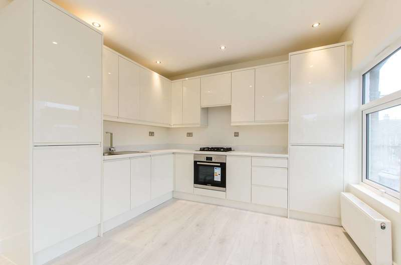 2 Bedrooms Flat for sale in Tulse Hill, Tulse Hill, SE27
