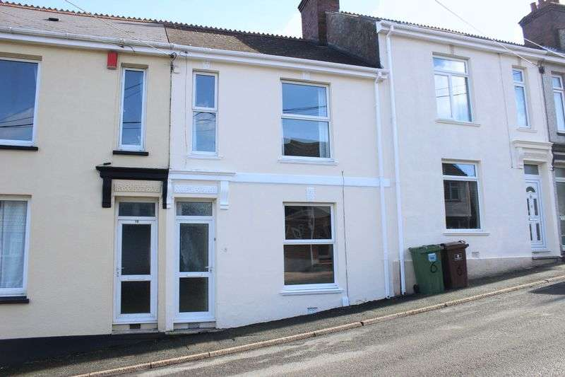 2 Bedrooms Terraced House for sale in Maidenwell Road, Plympton, Plymouth