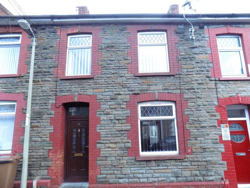 3 Bedrooms Terraced House for sale in Coronation Street, Trethomas