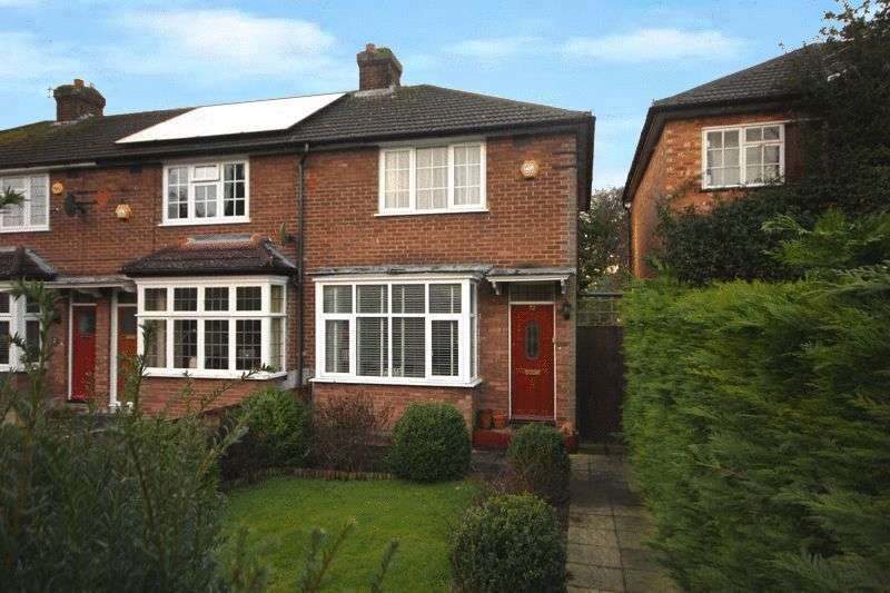 2 Bedrooms Terraced House for sale in Mancroft Road, Caddington