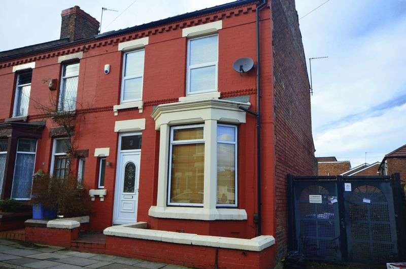 3 Bedrooms Terraced House for sale in Norris Green Road, West Derby