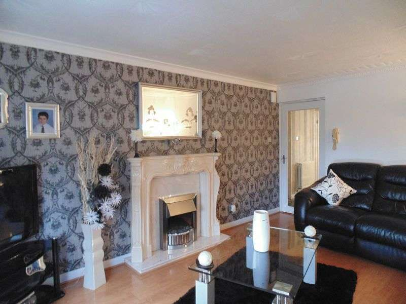 3 Bedrooms Flat for sale in Airbles Street, Motherwell