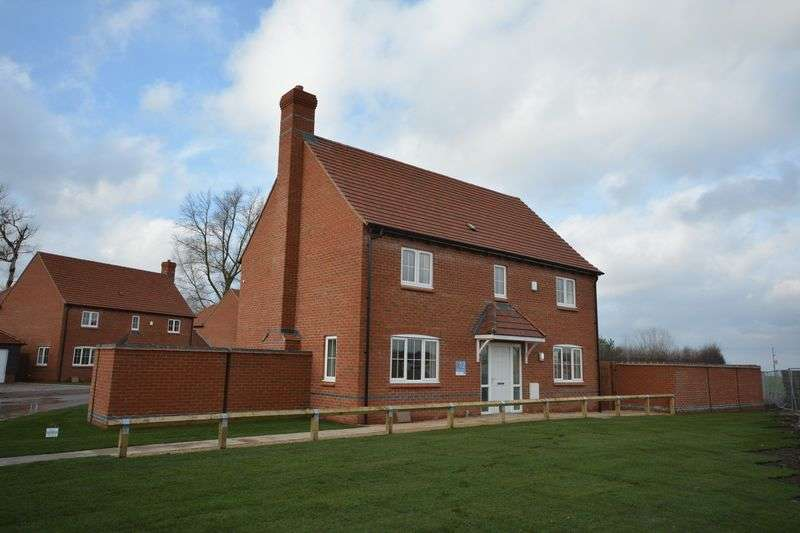 4 Bedrooms Detached House for sale in The Longford, Plot 12, The Portway , East Hendred