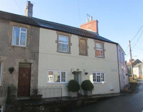 3 Bedrooms Terraced House for sale in High Street, Lower Coleford, Radstock