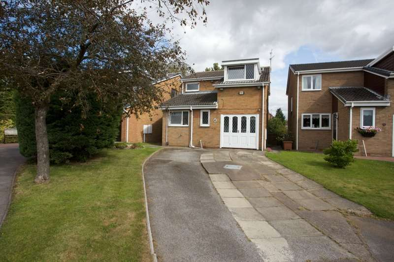 3 Bedrooms Detached House for sale in horse carr view, barnsley, South Yorkshire, S71
