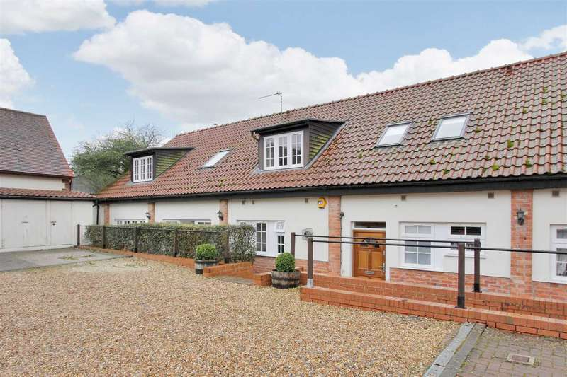 4 Bedrooms End Of Terrace House for sale in Thruxton Farm Cottages, Cholderton, Salisbury