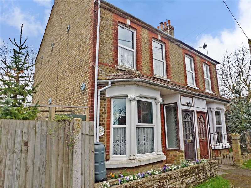 3 Bedrooms Semi Detached House for sale in Parsonage Chase, Minster On Sea, Sheerness, Kent