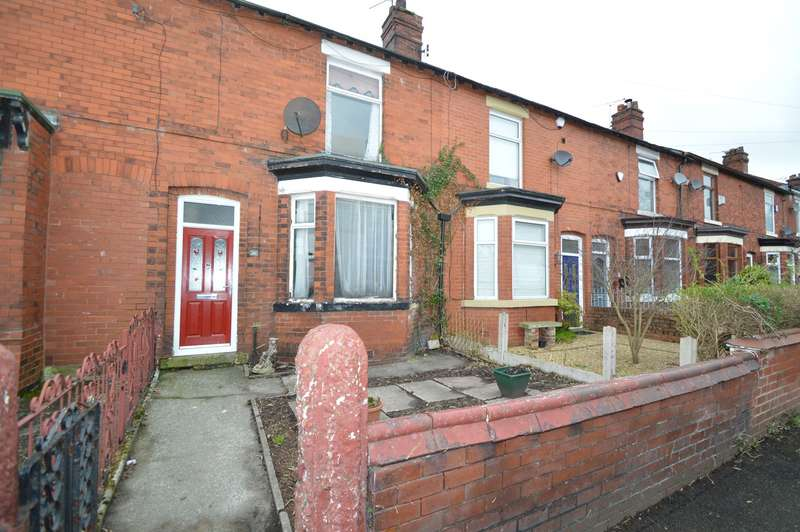 3 Bedrooms Terraced House for sale in Orange Hill Road, Prestwich, Manchester, M25