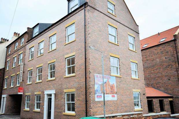 2 Bedrooms Apartment Flat for sale in (Plot 10) King Street, Scarborough, North Yorkshire YO11 1ND