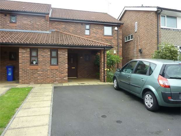1 Bedroom Flat for sale in Moorton Avenue, Manchester