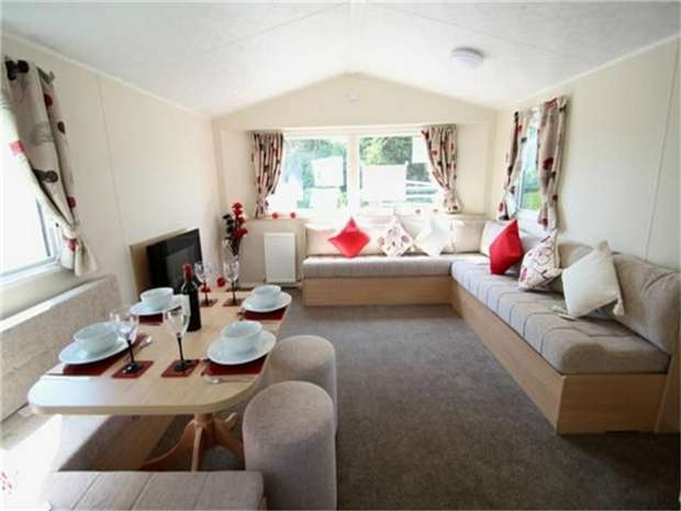 Park Home Mobile Home for sale in Willerby Aurora, Heacham Beach Holiday Park, Heacham