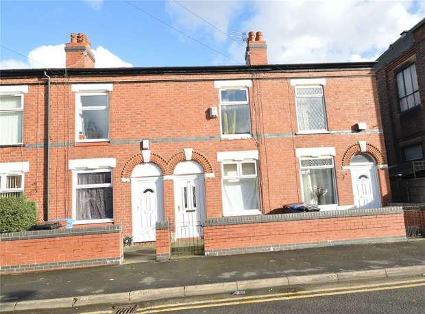 2 Bedrooms Terraced House for sale in St Matthews Road, Edgeley, Stockport, Cheshire