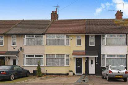 3 Bedrooms Terraced House for sale in Highfield Road, Woodford Green, Essex