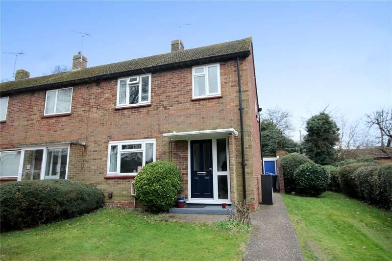 3 Bedrooms End Of Terrace House for sale in Ledger Drive, Addlestone, Surrey, KT15