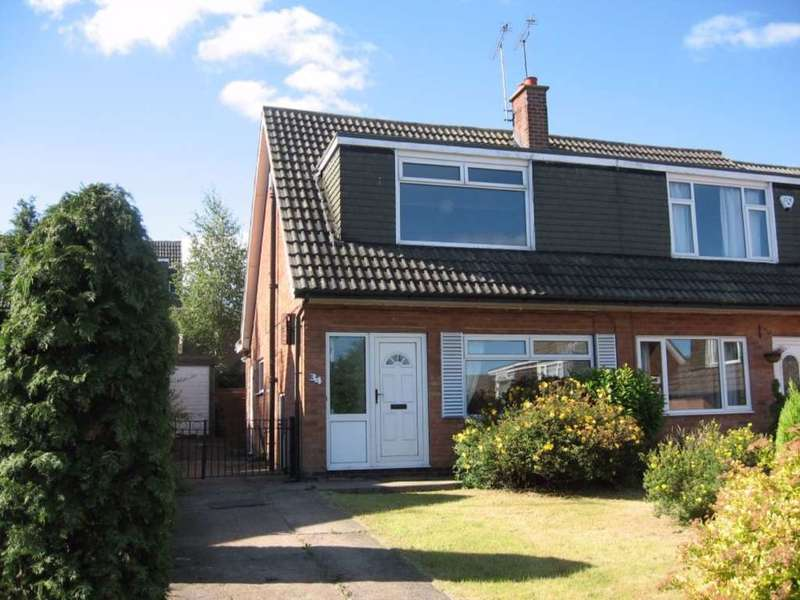 3 Bedrooms Semi Detached House for rent in Primley Park Drive, Alwoodley