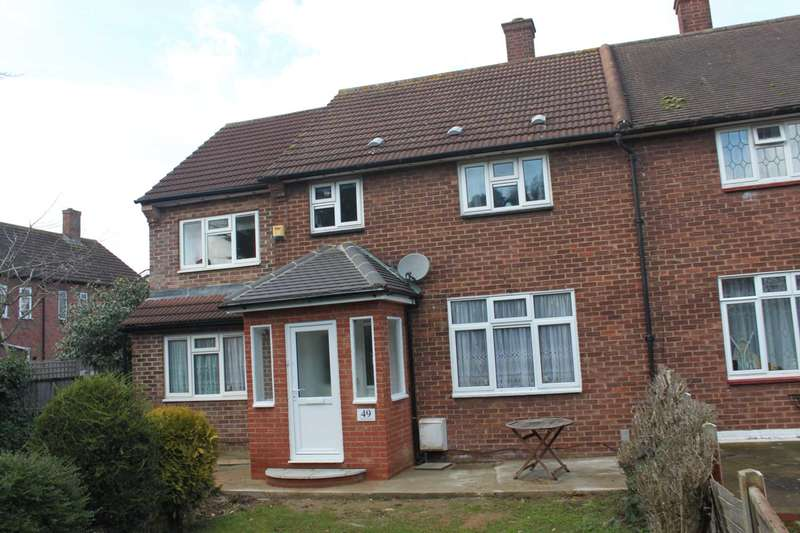 4 Bedrooms Semi Detached House for sale in Marlyon Road, Ilford
