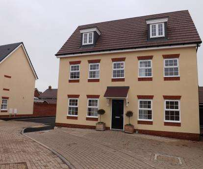 5 Bedrooms Detached House for sale in The Warwick, Station Road, Honeybourne, Evesham