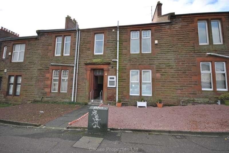 1 Bedroom Flat for sale in Bonnyton Road, Kilmarnock, KA1 2LY