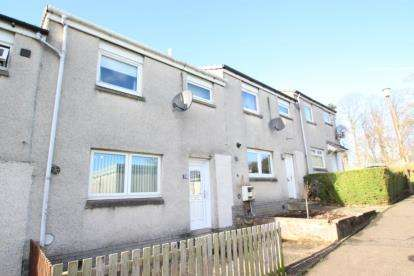 3 Bedrooms Terraced House for sale in Kennedy Court, Kilmarnock, East Ayrshire