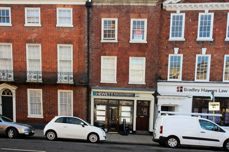 1 Bedroom Apartment Flat for sale in Foregate Street, Worcester, Worcester, WR1