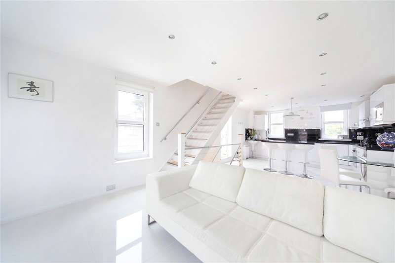 5 Bedrooms End Of Terrace House for sale in Rodenhurst Road, Clapham, London, SW4