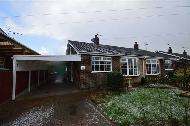 2 Bedrooms Property for sale in Castle View, Skipsea, East Yorkshire