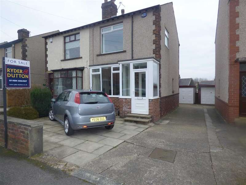 2 Bedrooms Property for sale in Heatherfield Road, Marsh, HUDDERSFIELD, West Yorkshire, HD1