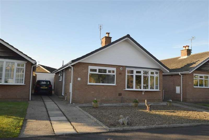 2 Bedrooms Property for sale in Willow Drive, Bridlington, YO16
