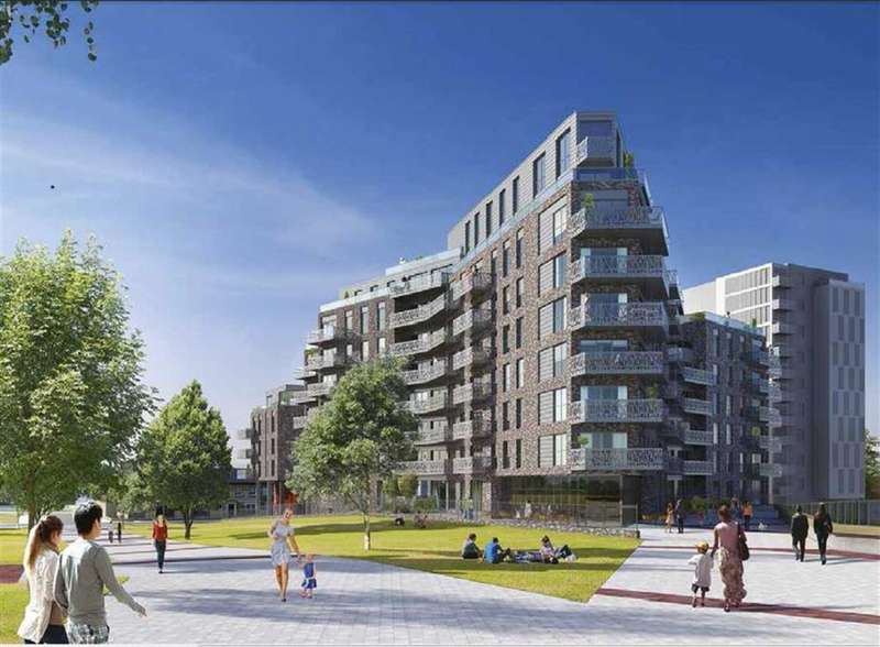 1 Bedroom Property for sale in Leven Wharf, Poplar, London, E14