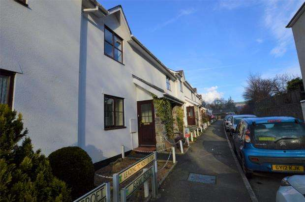 1 Bedroom Flat for sale in Bridge Croft, Ashburton, Newton Abbot, Devon