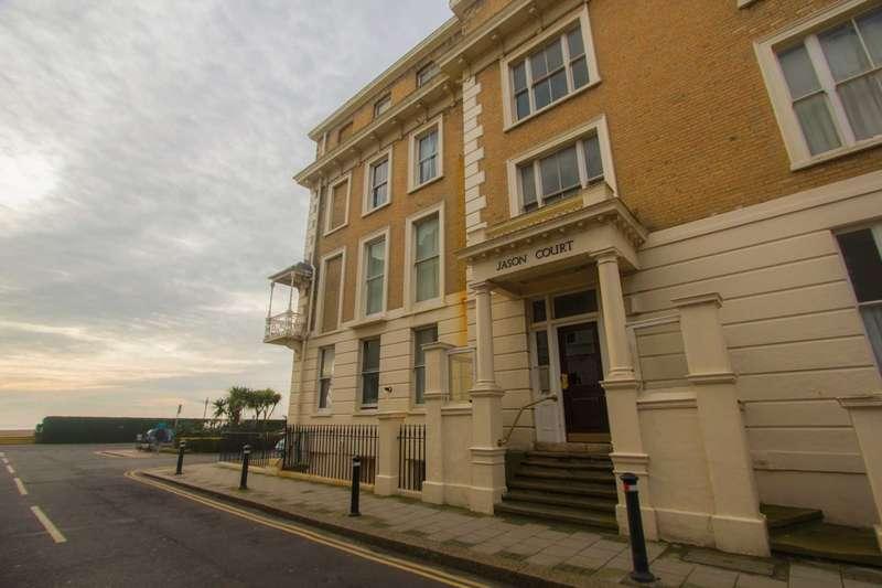 2 Bedrooms Flat for sale in Heene Terrace