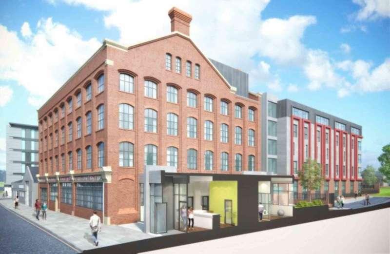 1 Bedroom Flat for sale in Fox Street, Liverpool, L3