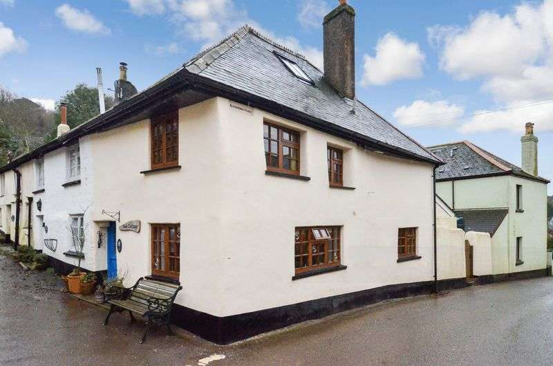 3 Bedrooms Cottage House for sale in Alexandra Place, Cornworthy