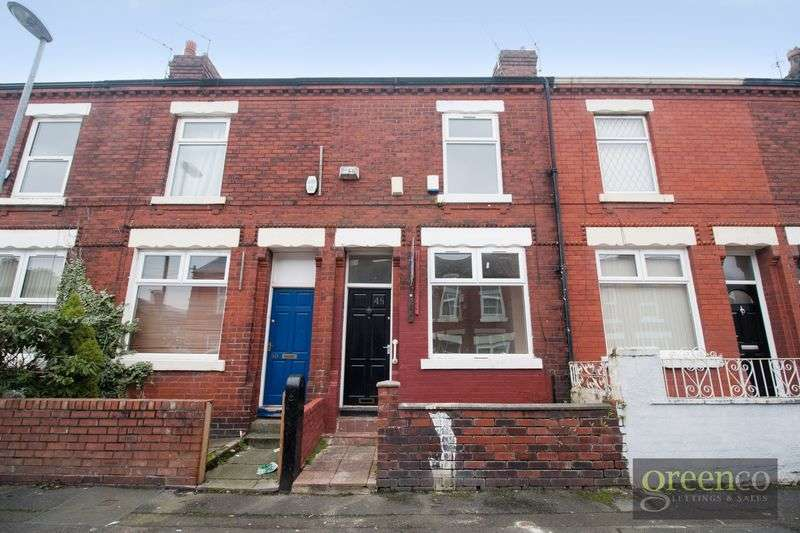 2 Bedrooms Terraced House for rent in Walnut Street, Manchester