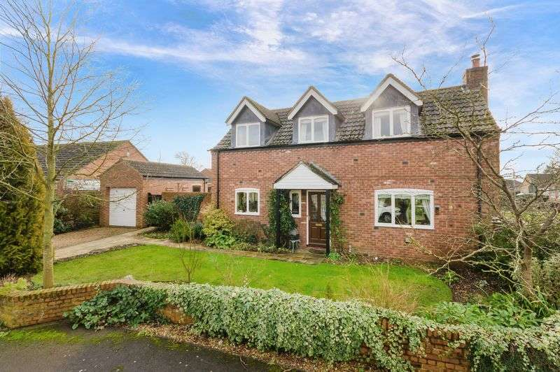 2 Bedrooms Detached House for sale in Church Rise, Mareham le Fen