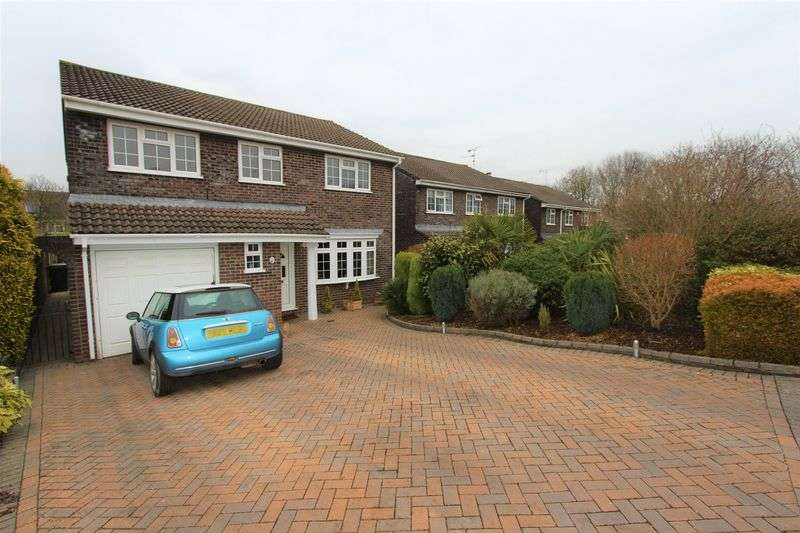 5 Bedrooms Detached House for sale in Jubilee Drive, Thornbury
