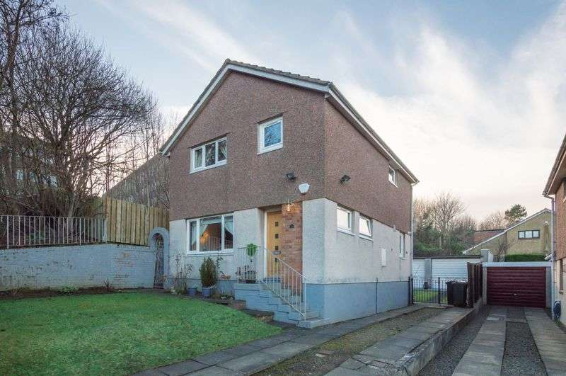 3 Bedrooms Detached House for sale in 23 Currievale Drive, Currie, Edinburgh, EH14 5RN