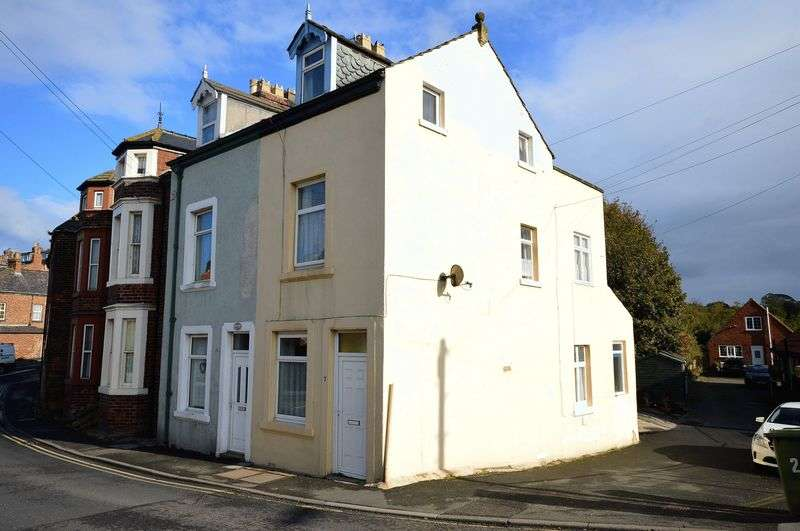 4 Bedrooms Terraced House for sale in Spital Bridge, Whitby