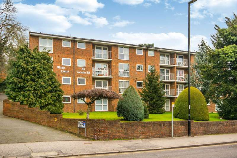 2 Bedrooms Flat for sale in Coombe Road, Croydon, CR0