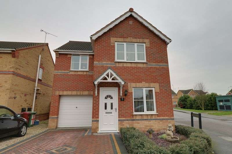 3 Bedrooms Detached House for sale in Granville Road, Scunthorpe