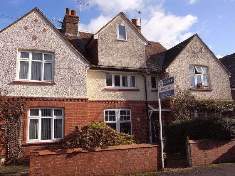 3 Bedrooms Terraced House for sale in Bramley