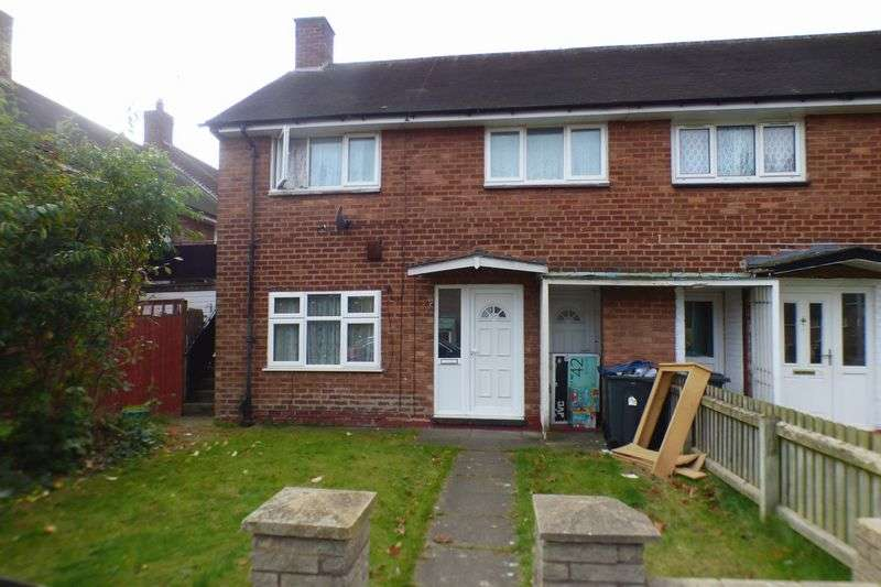 3 Bedrooms Terraced House for sale in Blackrock Road, Erdington