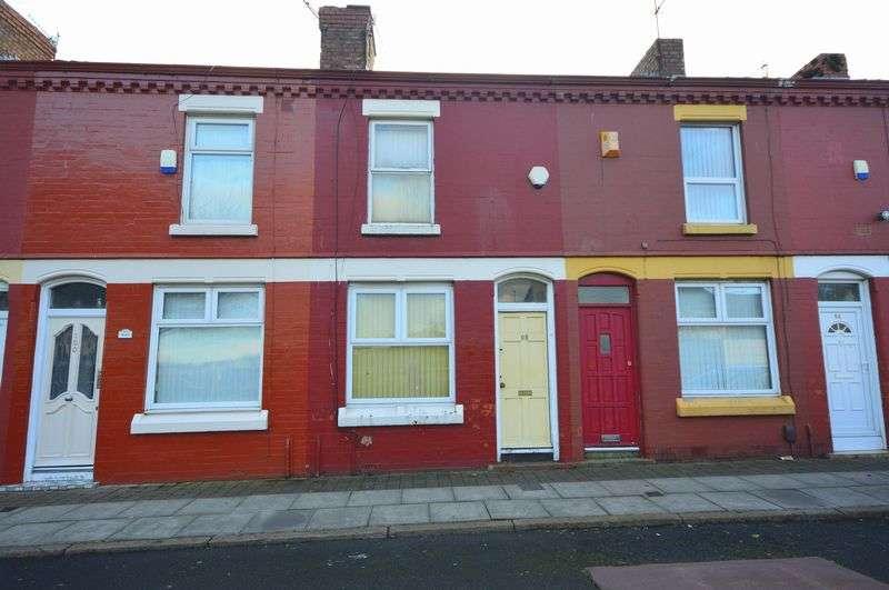 2 Bedrooms Terraced House for sale in Cockburn Street, Dingle
