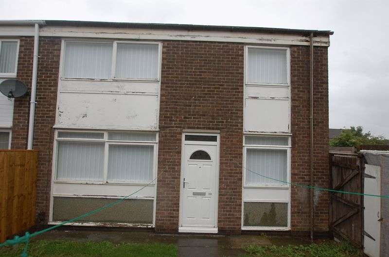 2 Bedrooms Terraced House for sale in Spring Close, Thornaby, Stockton-On-Tees