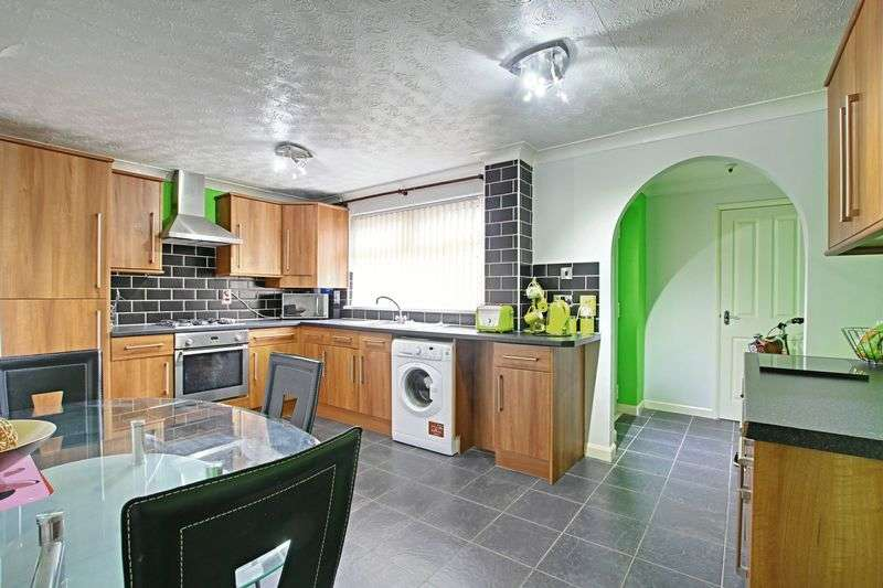 3 Bedrooms Terraced House for sale in Curlew Close, Hull