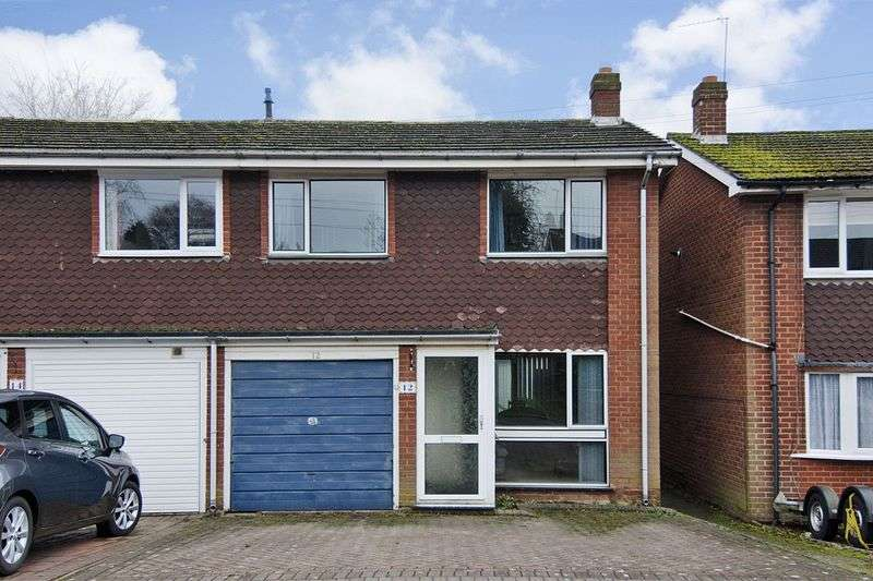 3 Bedrooms Semi Detached House for sale in Smithy Lane, Lichfield
