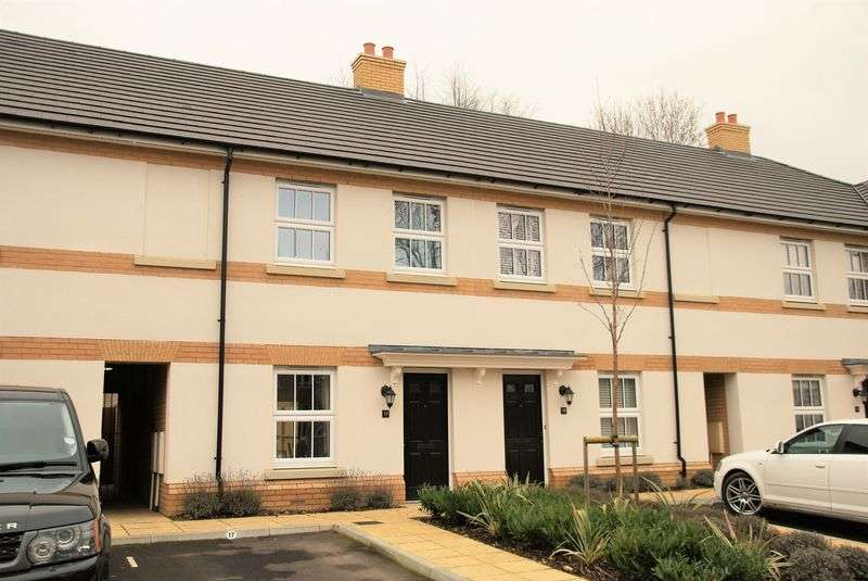 3 Bedrooms Terraced House for sale in Bailey Lane, Wilton, Salisbury
