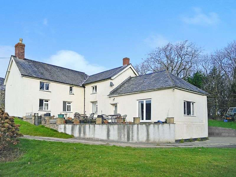 5 Bedrooms Detached House for sale in Pancrasweek, Holsworthy