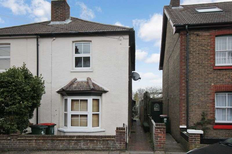 3 Bedrooms Semi Detached House for sale in Hazelwick Road, Crawley